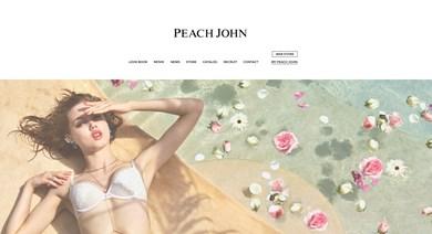 ピーチ・ジョン(PEACH JOHN)の口コミ・評価・レビュー